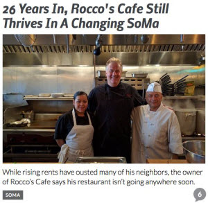 Rocco's Cafe