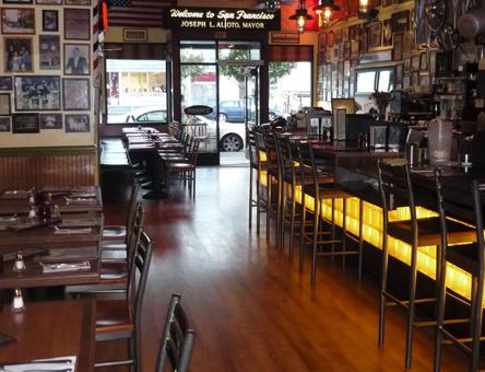 Rocco S Italian Restaurant